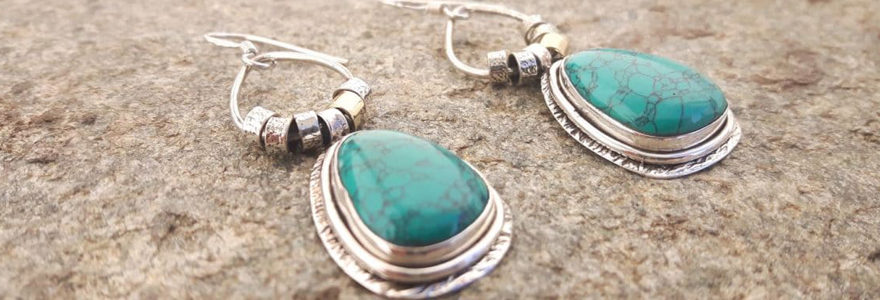 lithotherapy jewelry